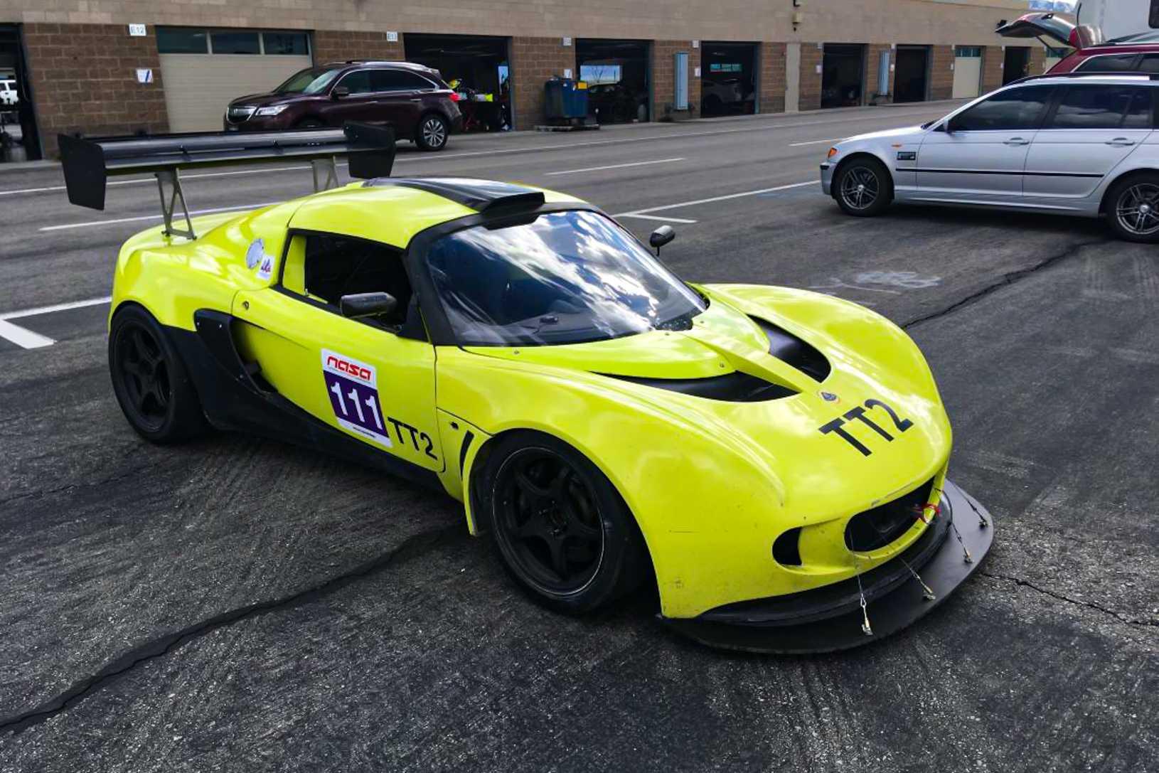 2011 Lotus Exige 'Track Car'