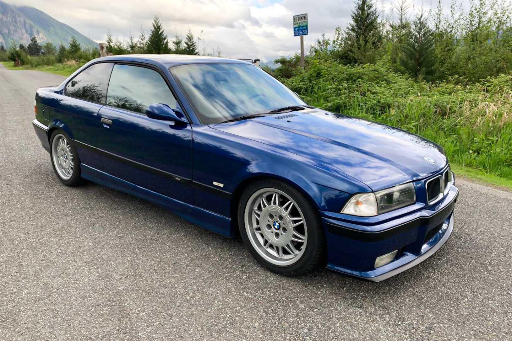 1994 BMW M3 'EURO SPEC'