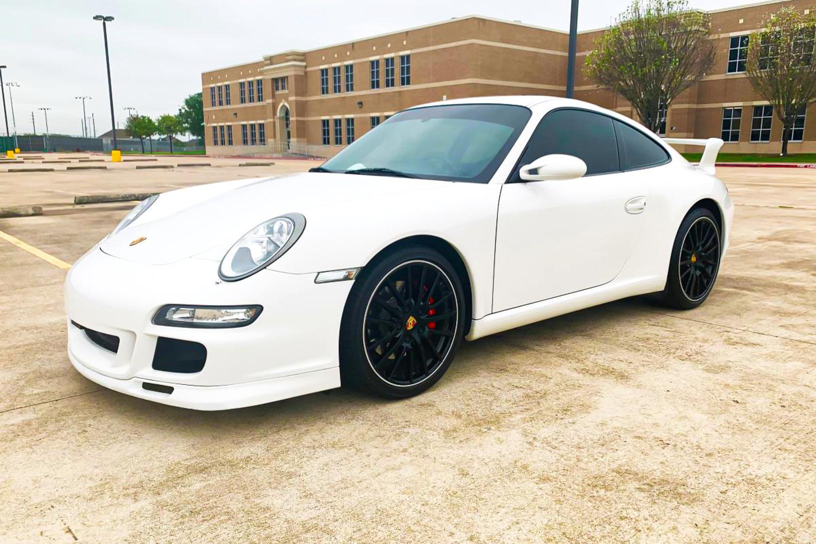 2008 Porsche 911 S 'Center Drive'