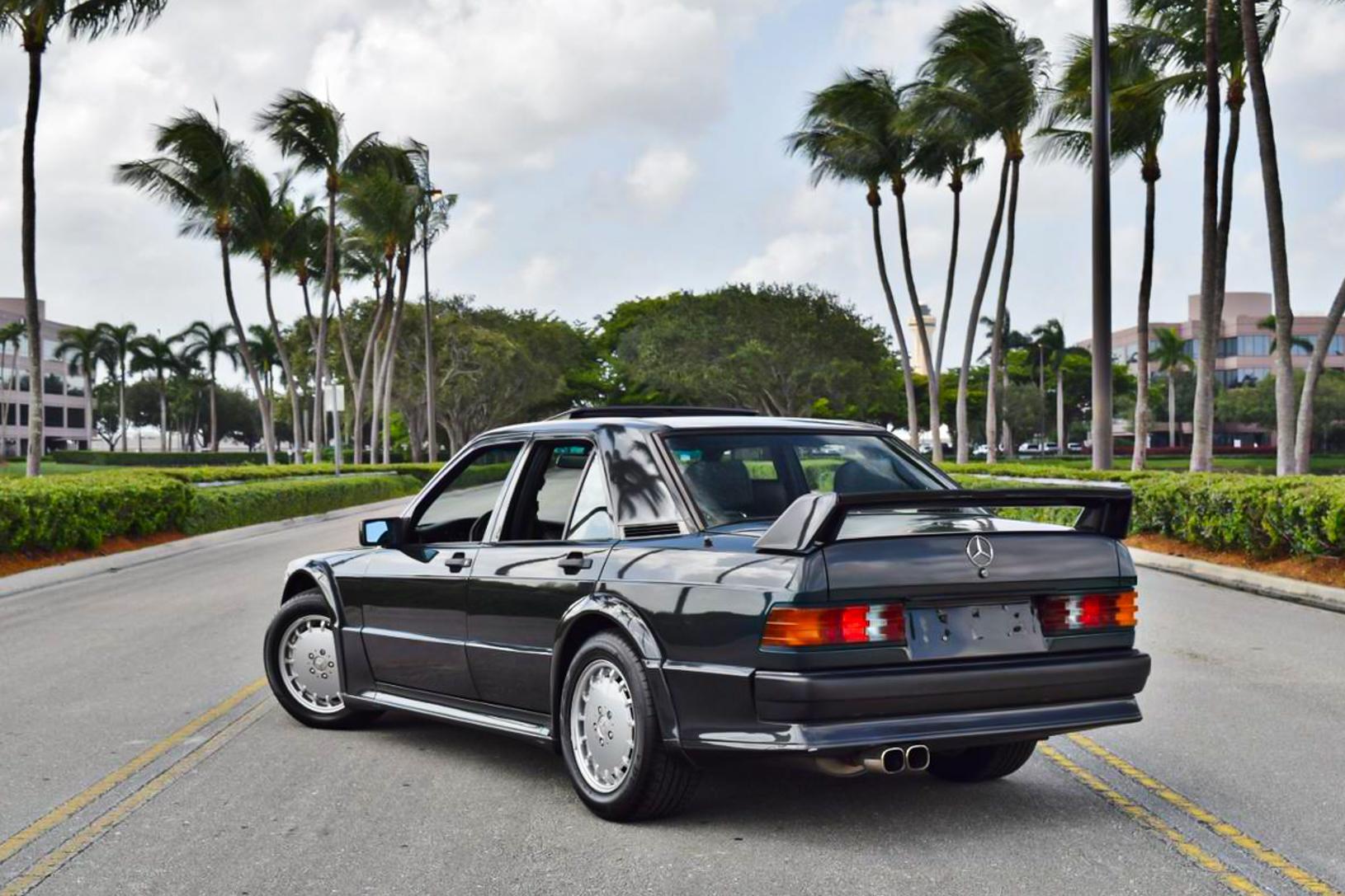 1989 Mercedes 190E ' Evo I'