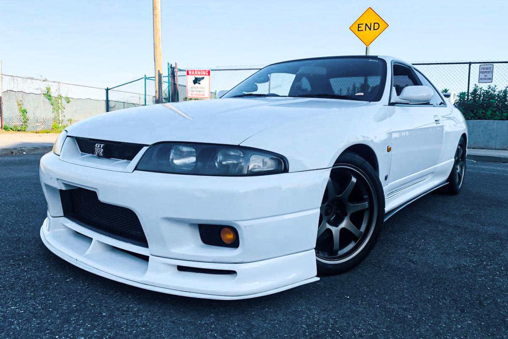 1996 Nissan Skyline GT-R