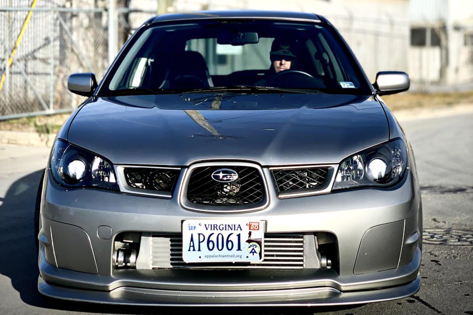 2007 Subaru WRX