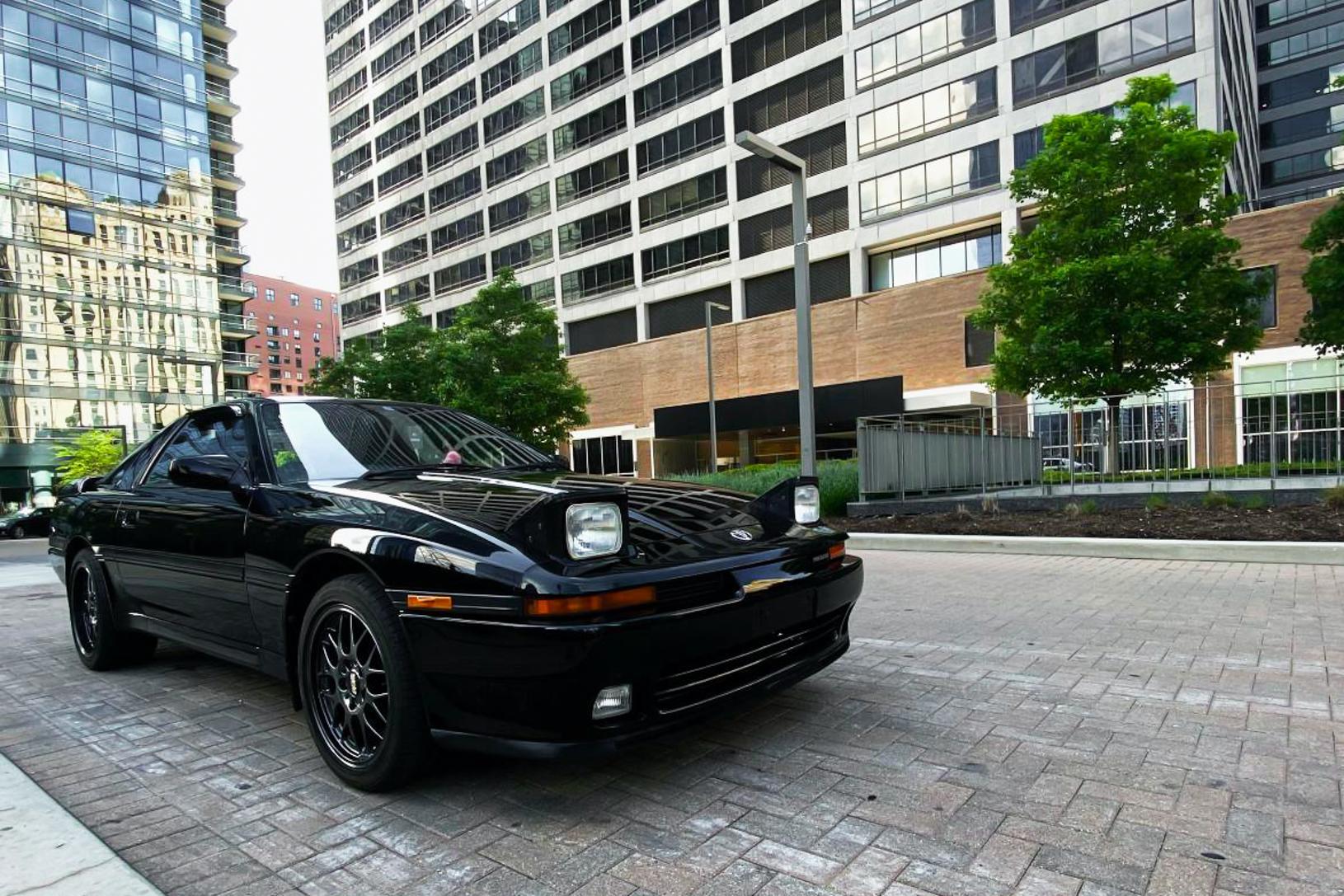 1991 Toyota Supra 'RHD'