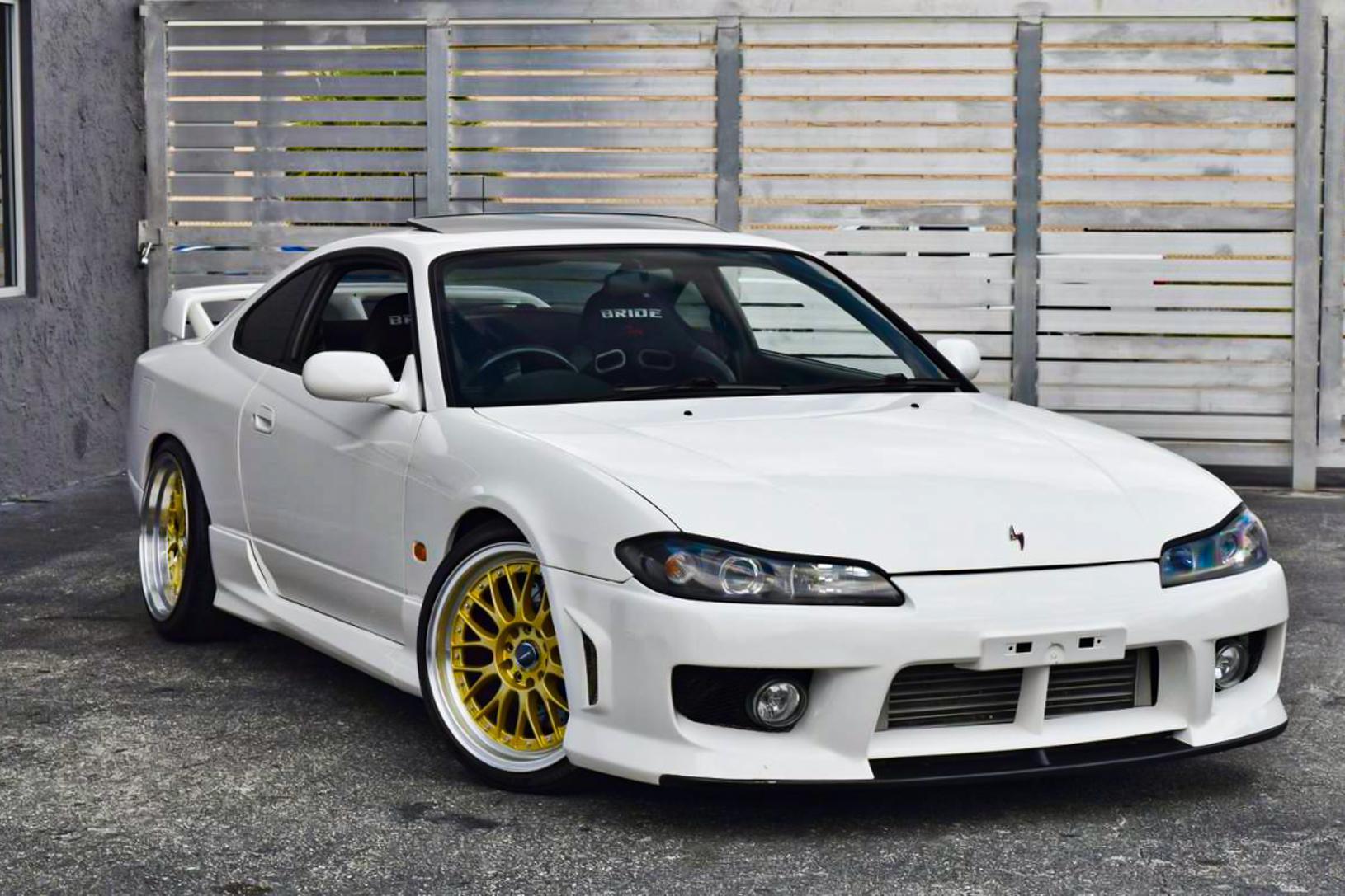 1999 Nissan Silvia S15R