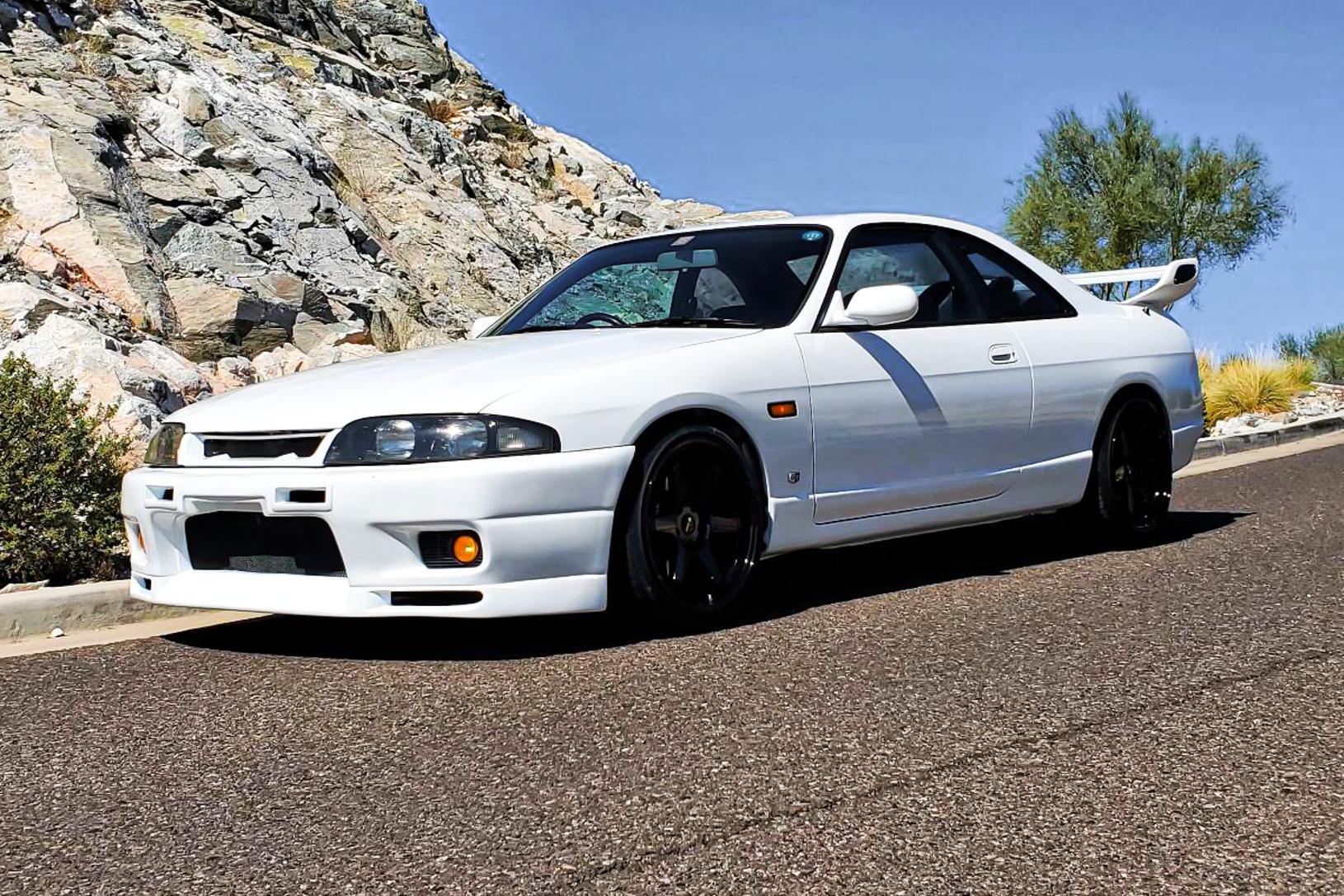1995 Nissan Skyline GTS25T