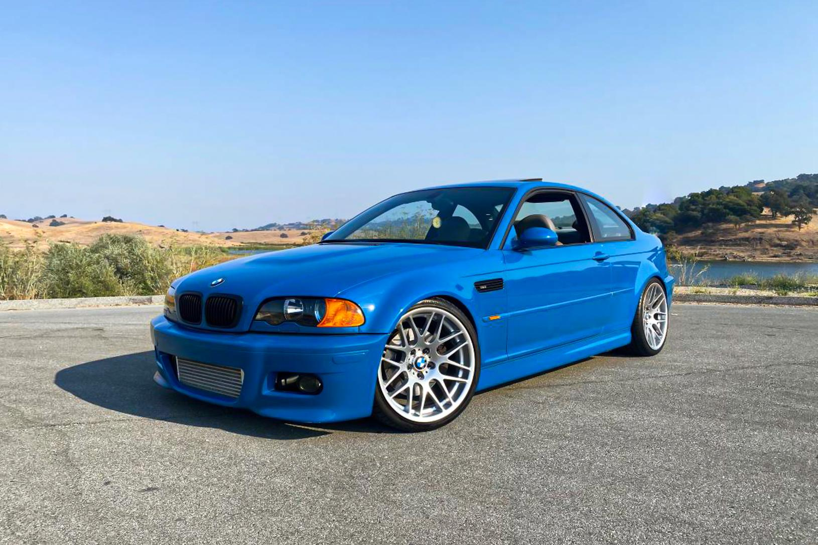 2001 BMW M3 'Turbo'