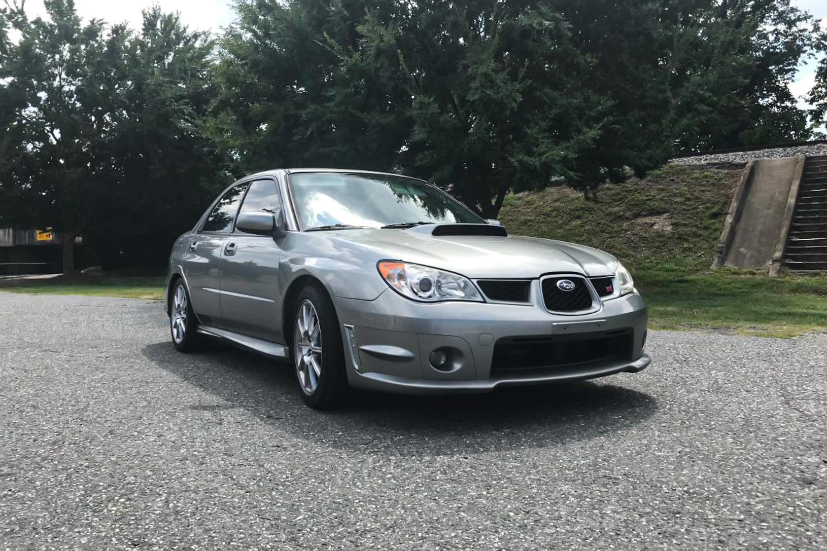 2007 Subaru WRX STi