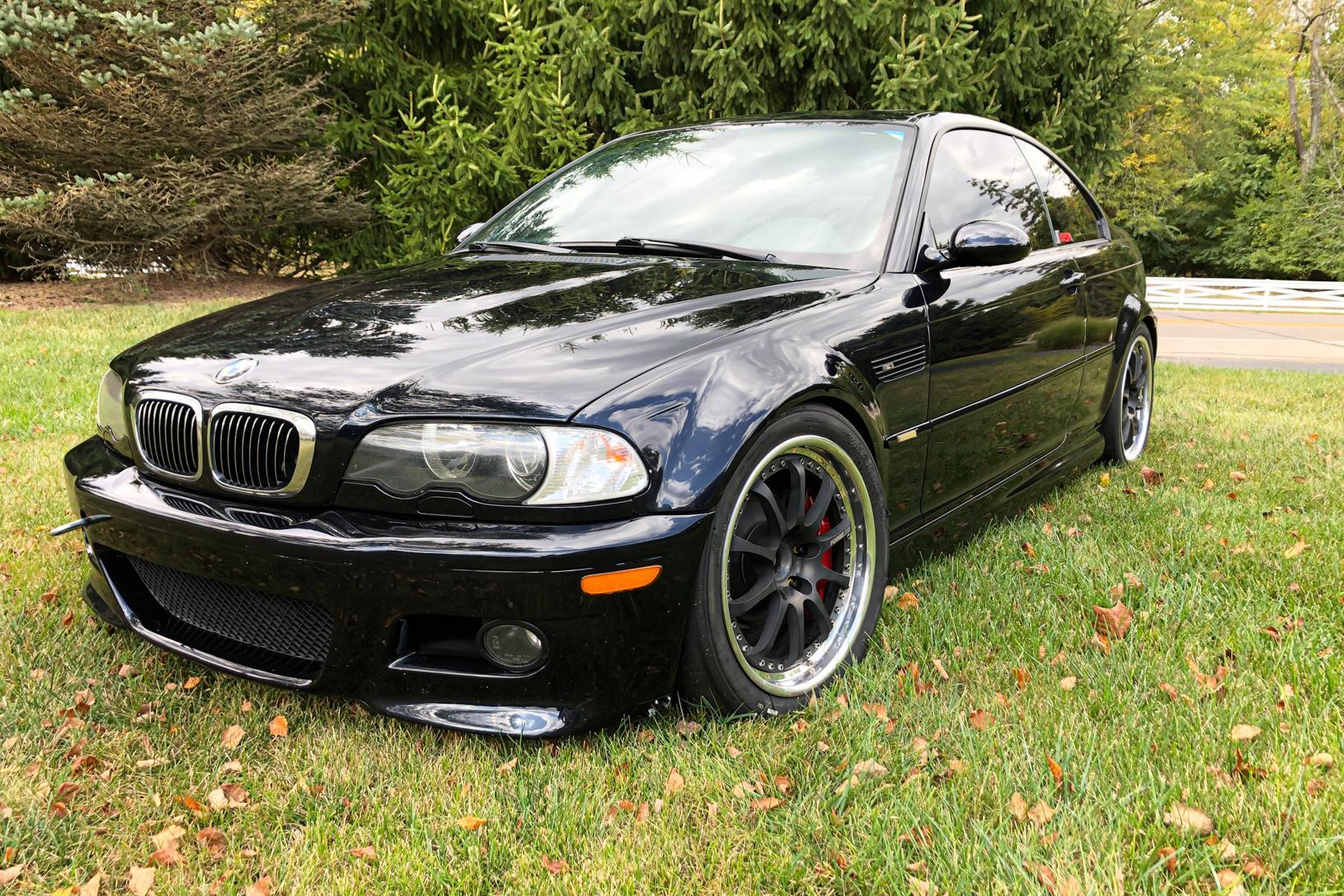 2004 BMW M3 'Track Car'