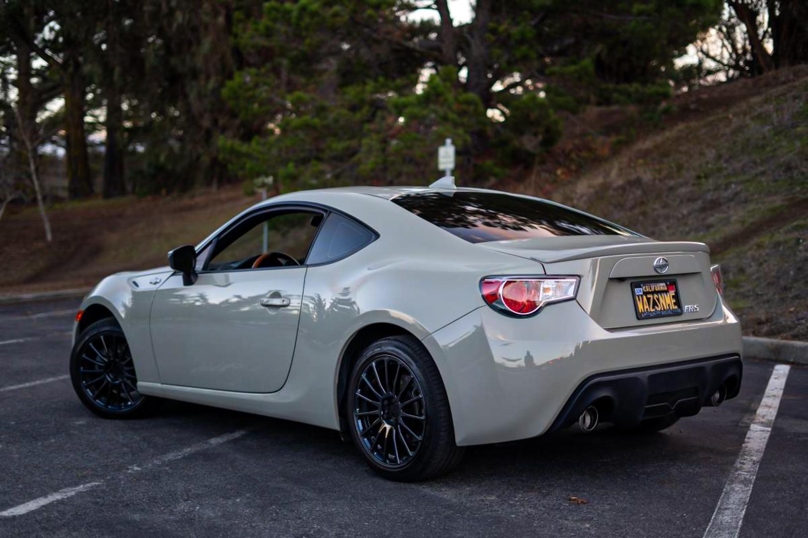 2016 Toyota FR-S
