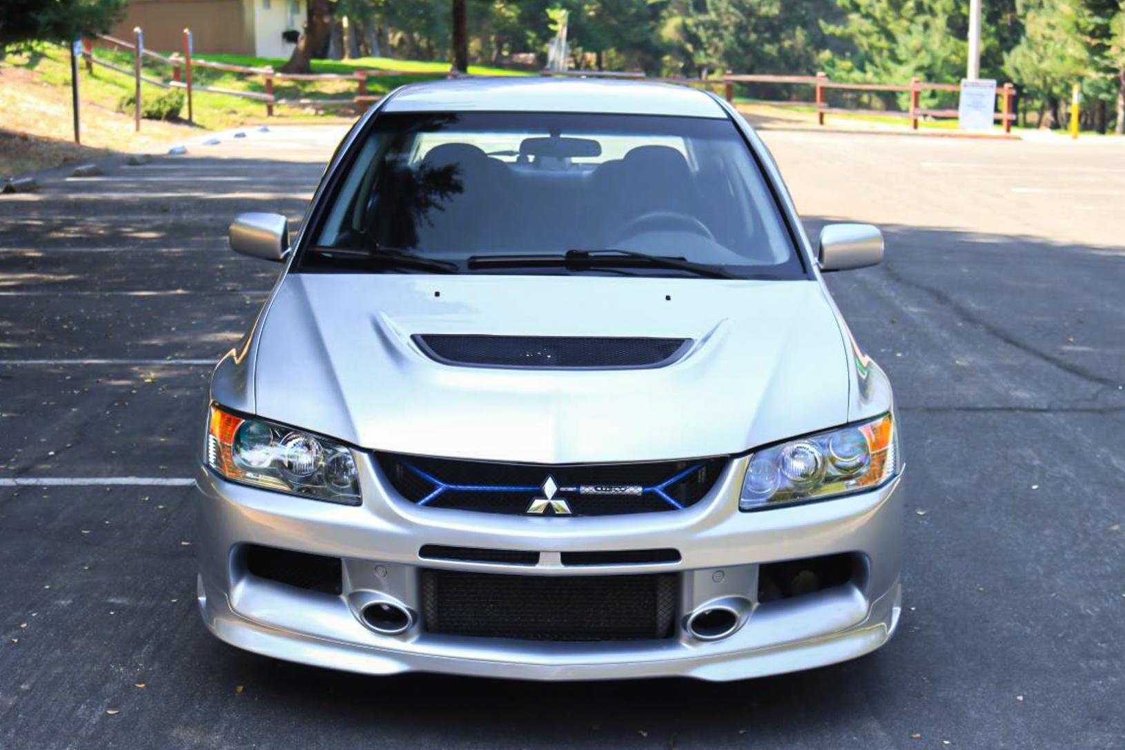 2005 Mitsubishi Evolution