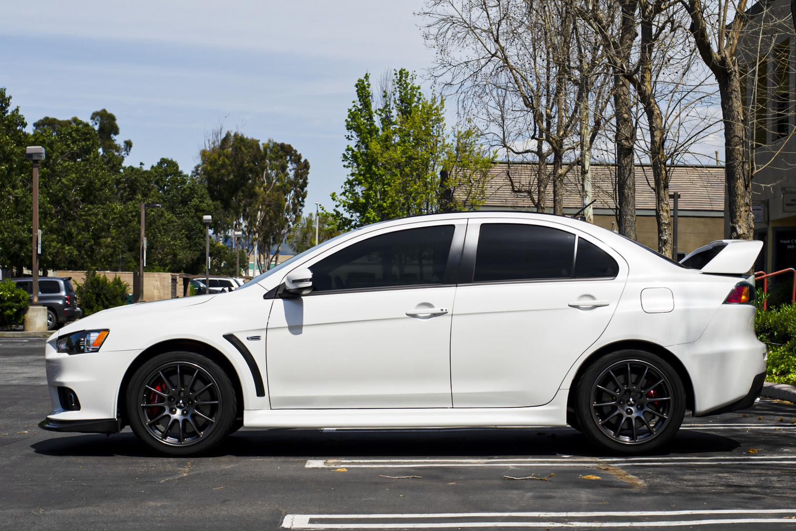 2015 Mitsubishi Evo 'Final Edition'