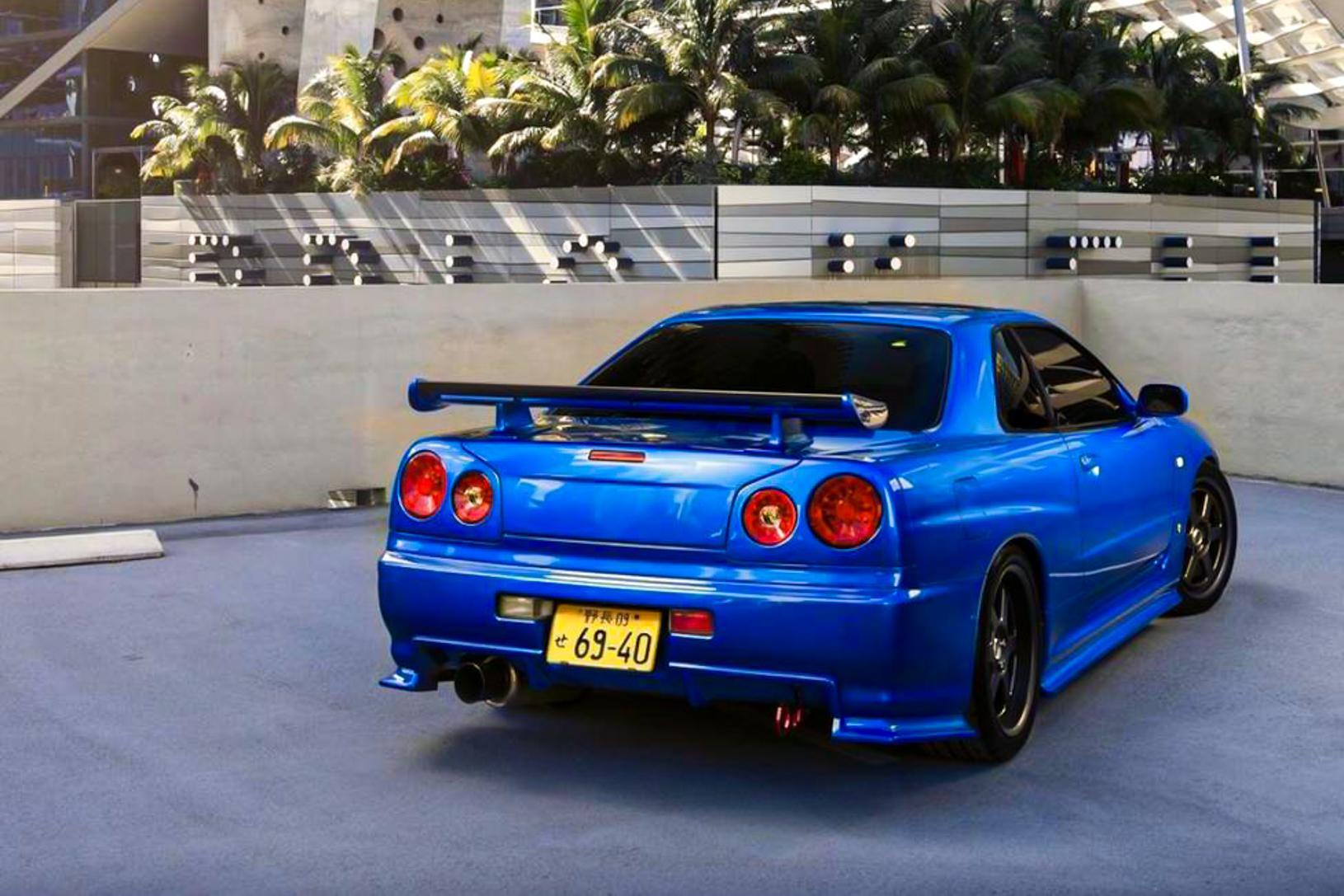 2001 Nissan Skyline GTT