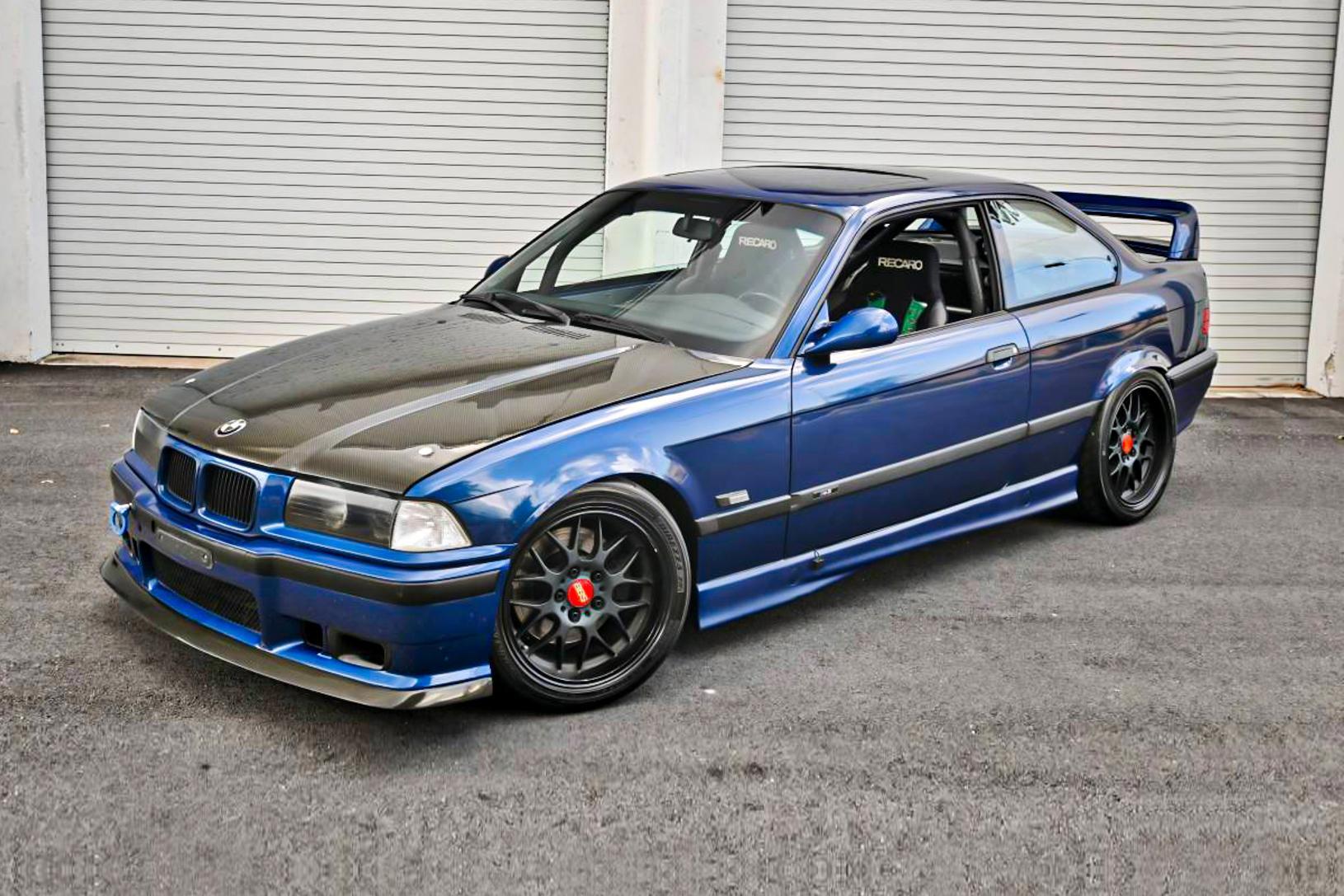 1995 BMW M3 'Track Car'