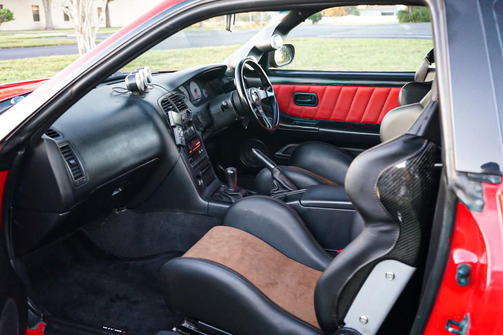 1995 Nissan Skyline GT-R 'V-Spec'