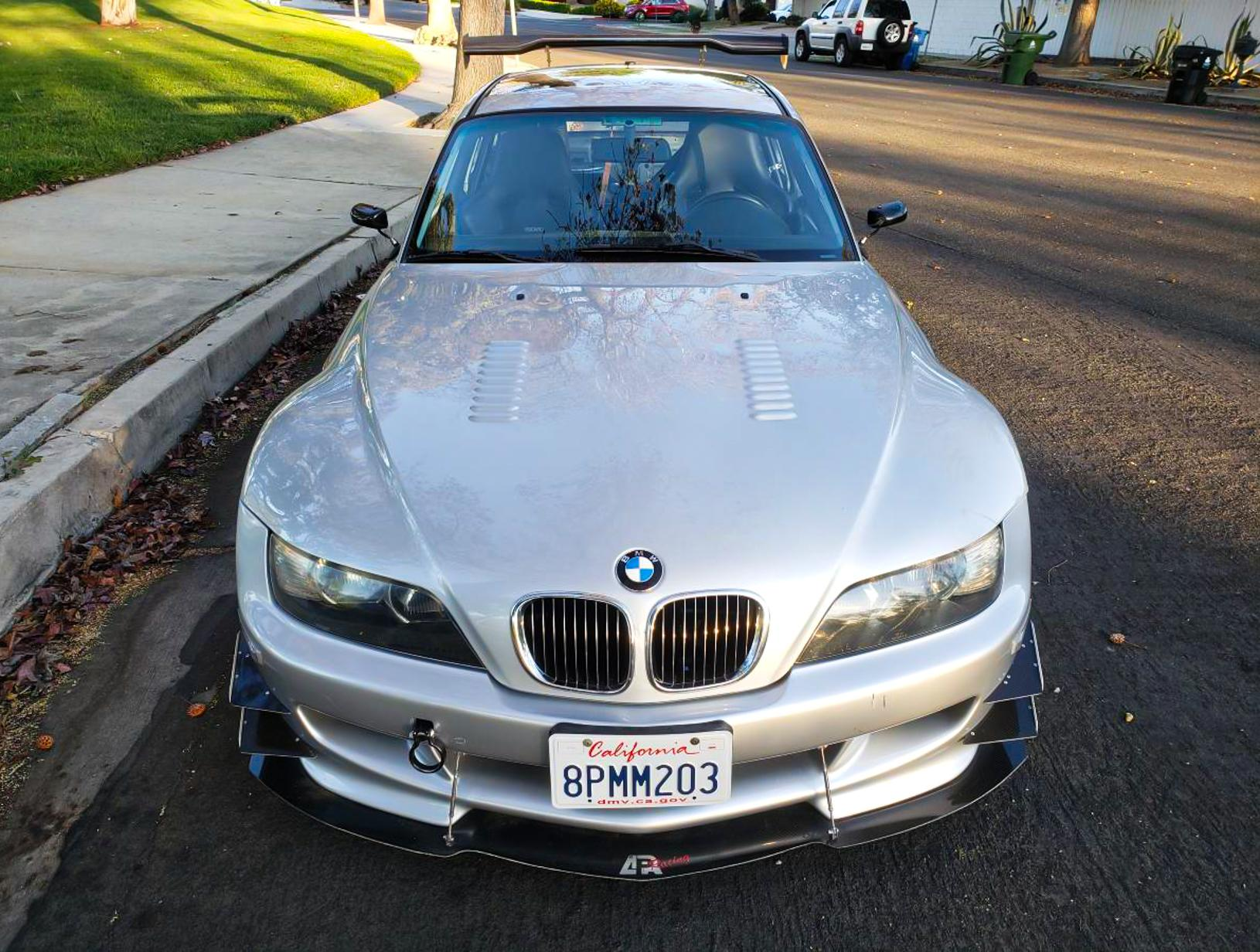 2000 BMW M-Coupe 'Supercharged'