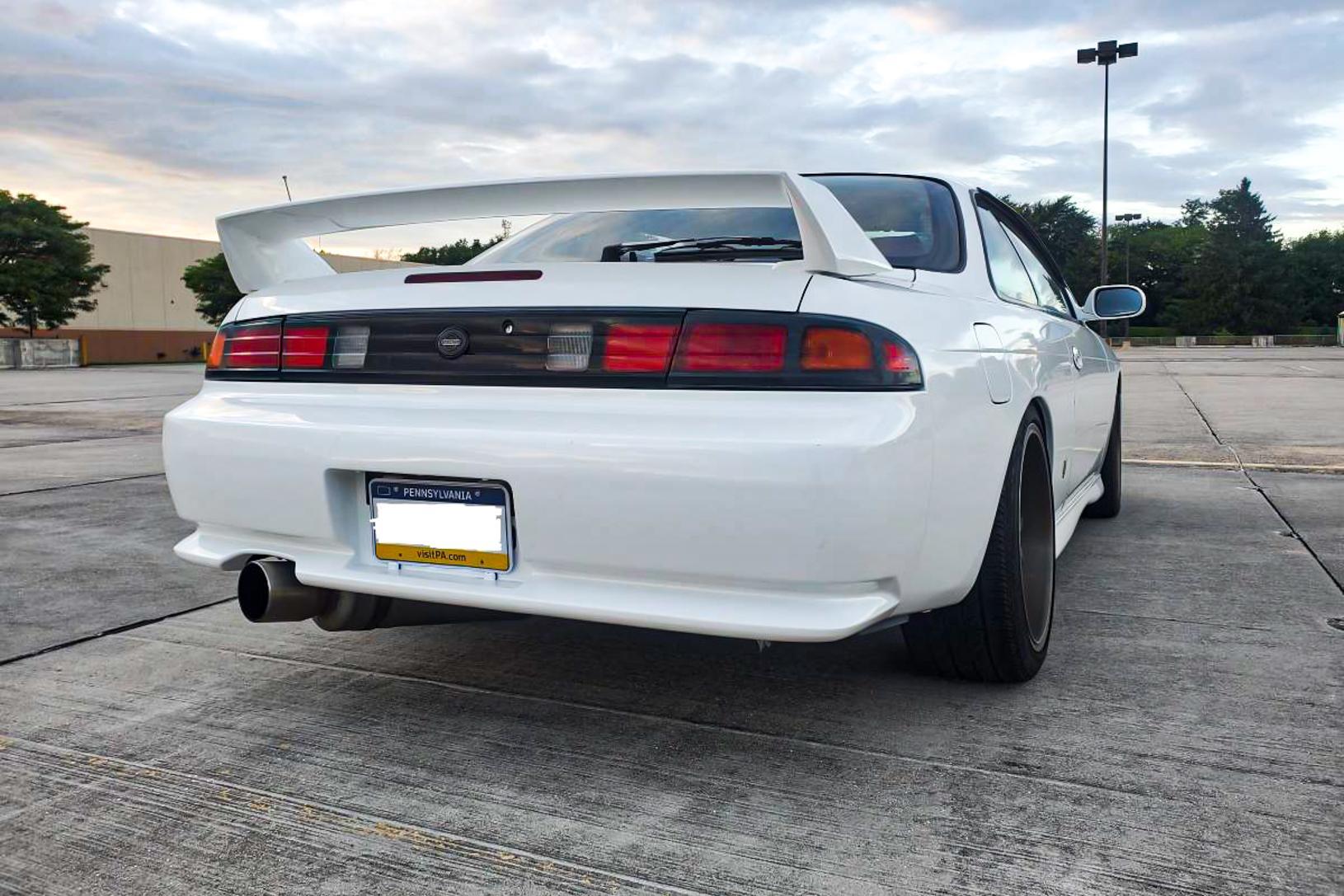 1998 Nissan Silvia 'RHD'