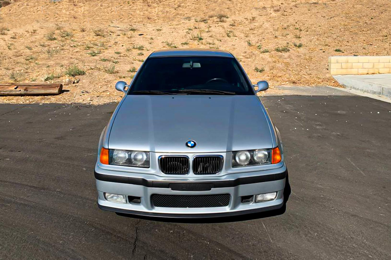 1997 BMW M3 'Slicktop'