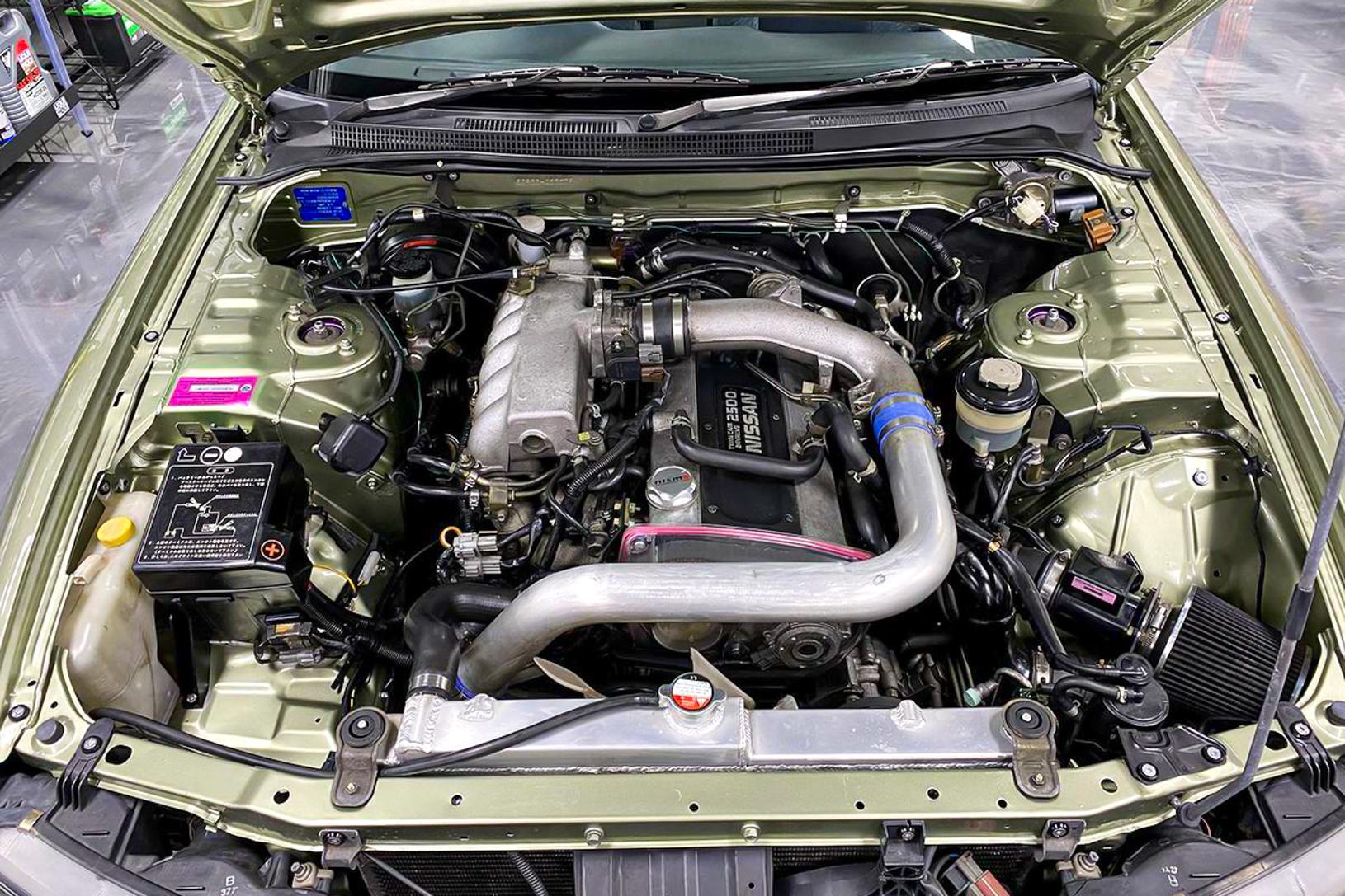 1995 Nissan Skyline GTS25T 'RHD'
