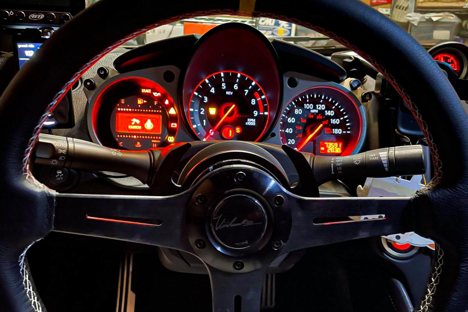 2011 Nissan 370Z 'Track Car'