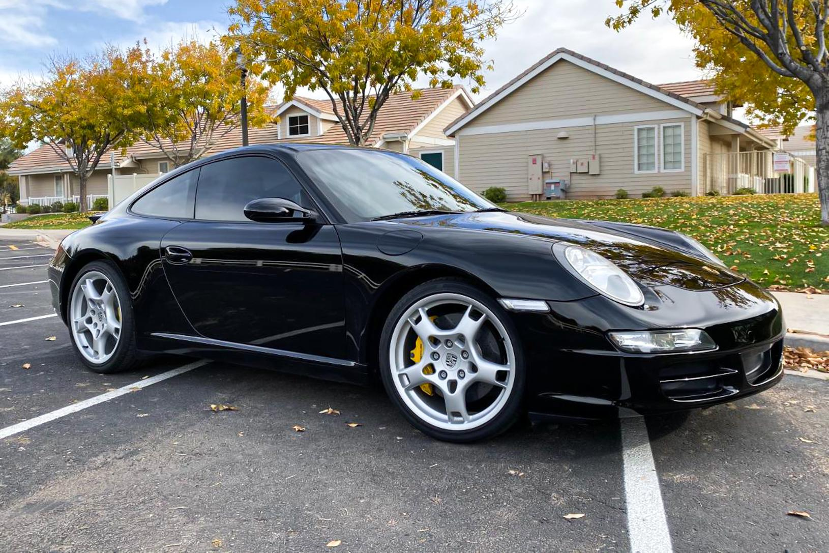 2005 Porsche 911C2S