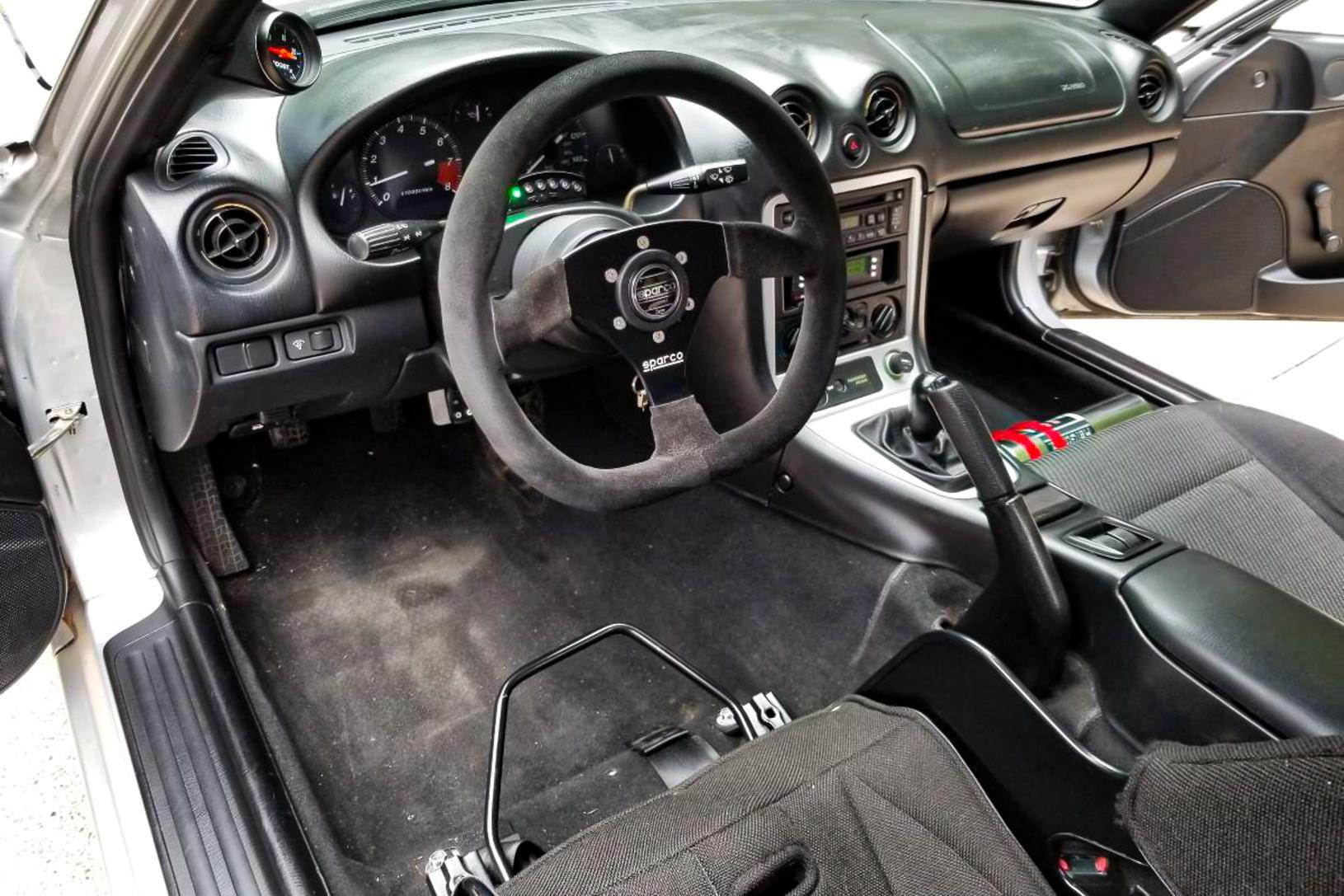 1999 Mazda MX5 'Track Car'