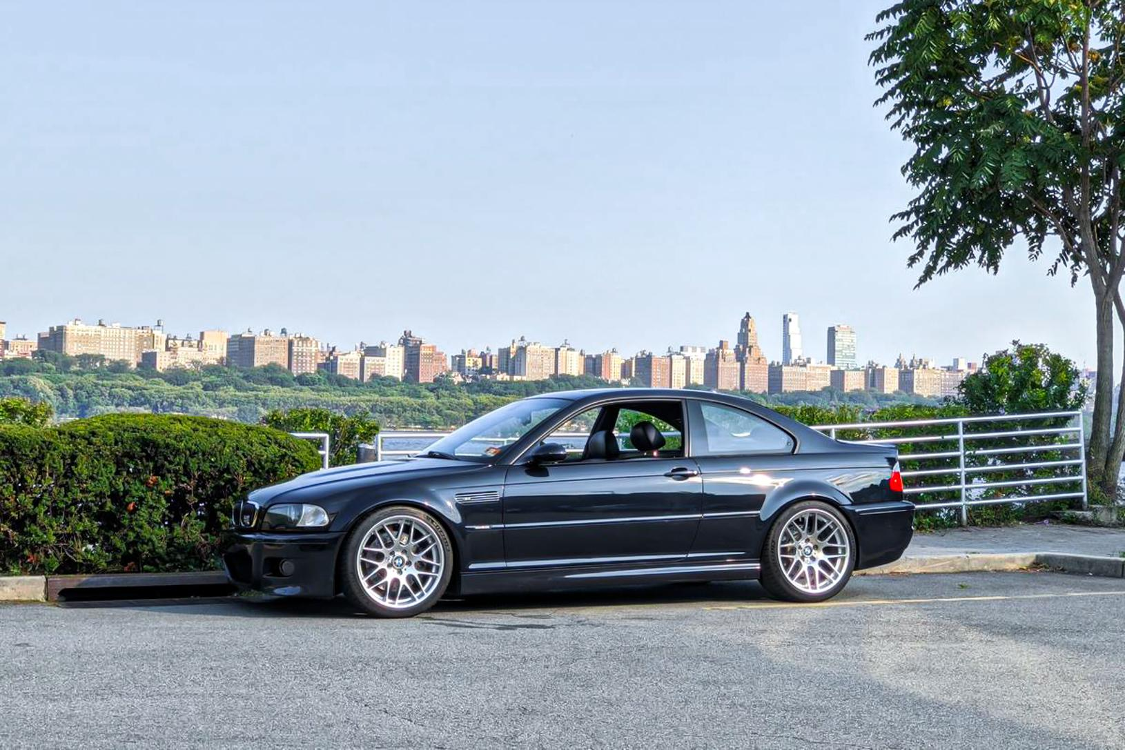 2005 BMW M3 'Supercharged'