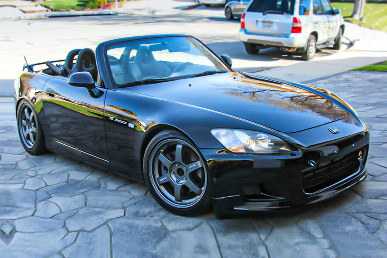 2001 Honda S2000 'Supercharged'