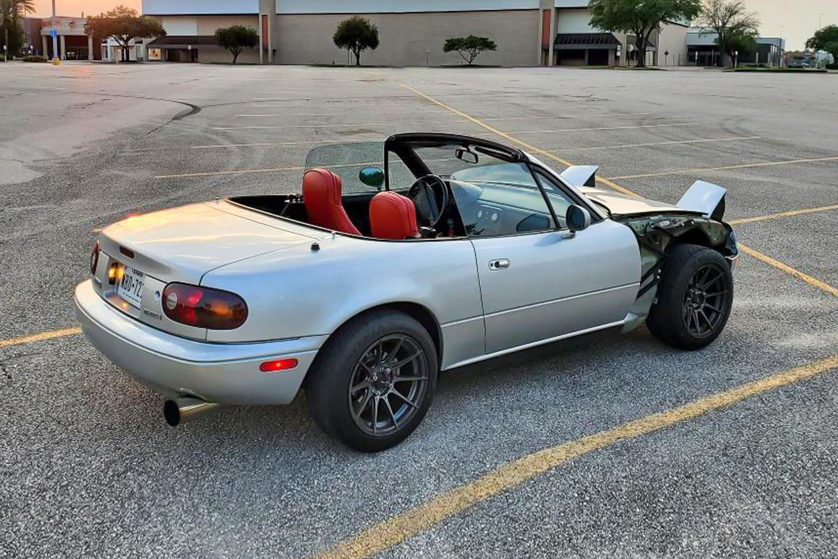 1992 Mazda MX-5 'Turbo'