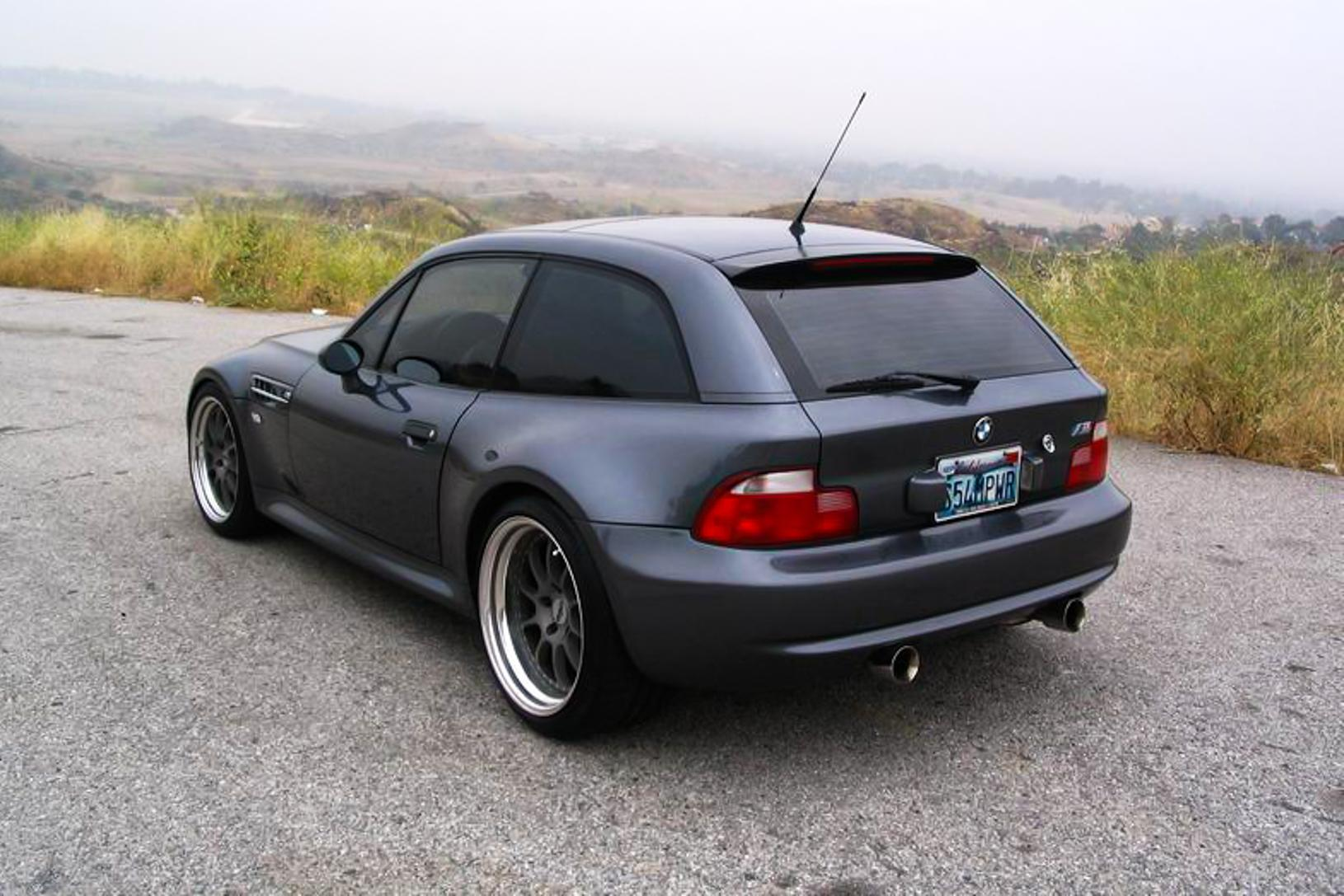 2001 BMW M-Coupe 'Supercharged'