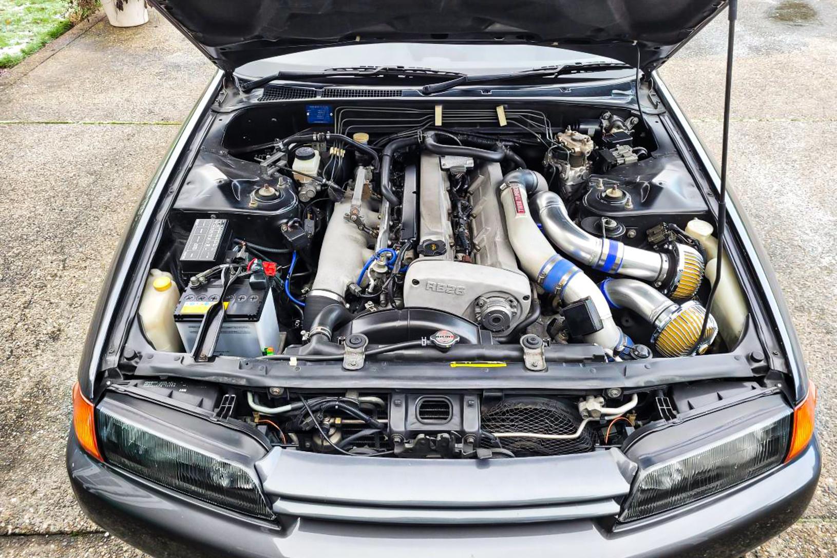 1992 Nissan Skyline GTS-4
