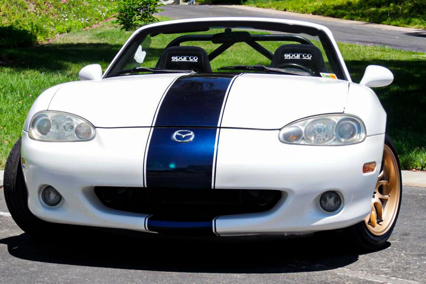 2002 Mazda MX-5