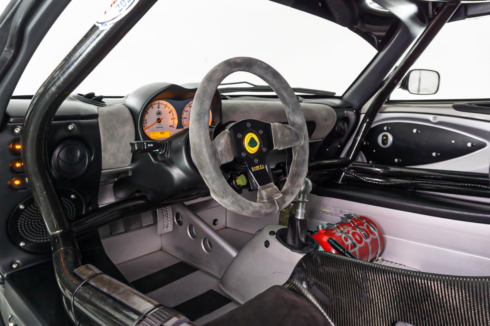 2007 Lotus Exige Cup 'Track Car'