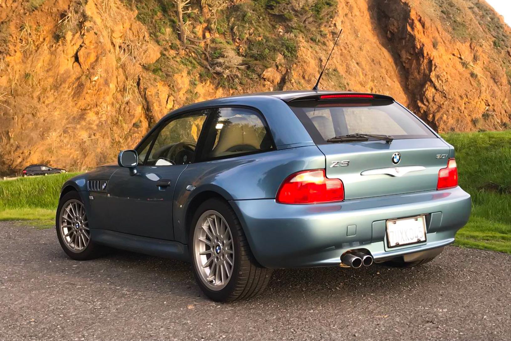 2001 BMW Z3 Coupe