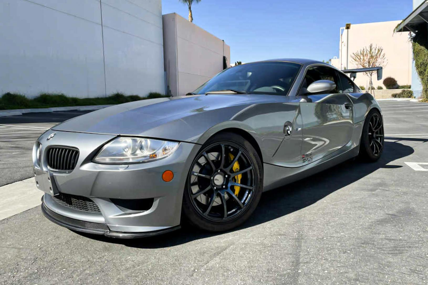 2008 BMW M Coupe