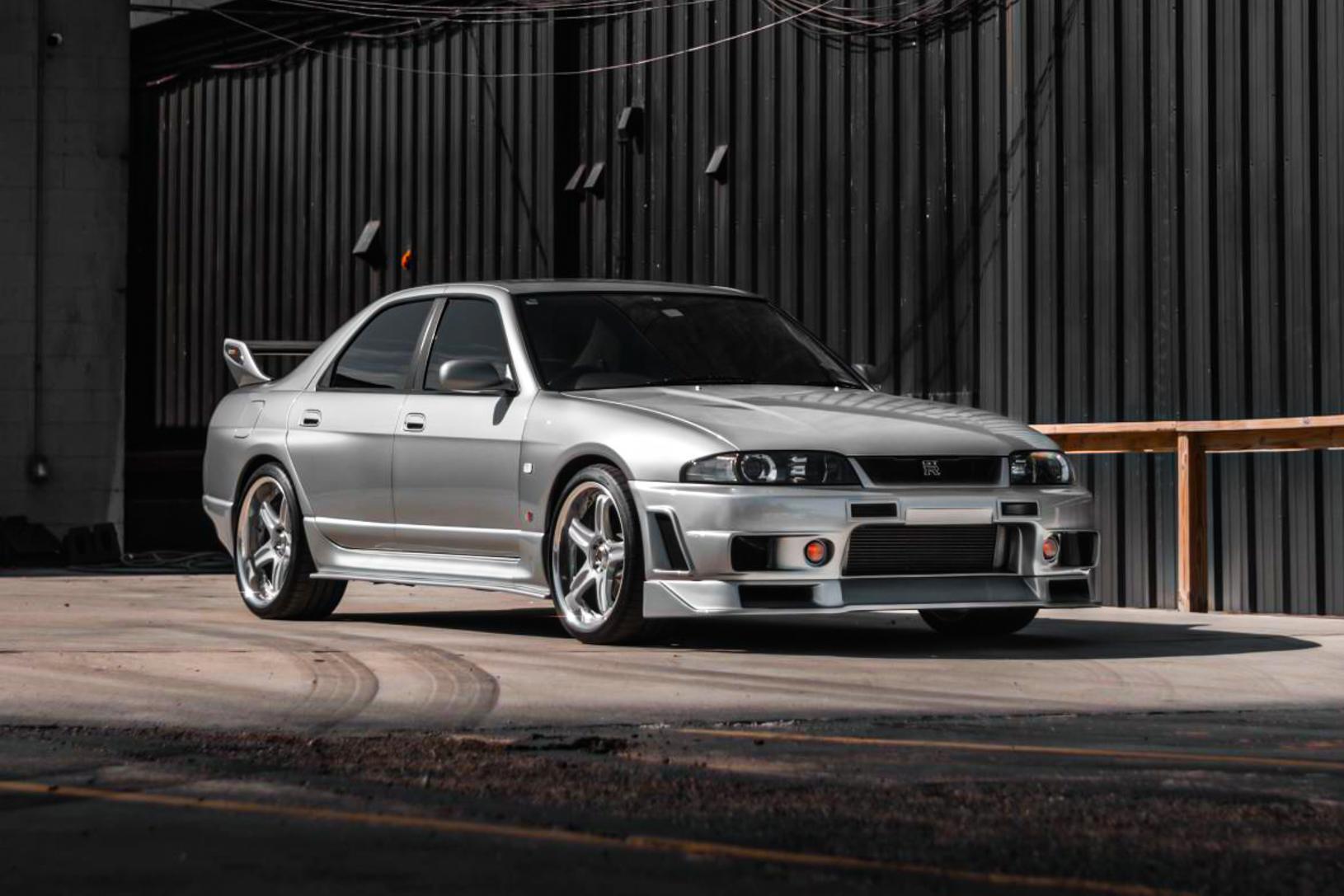 1998 Nissan Skyline GT-R 'Autech'