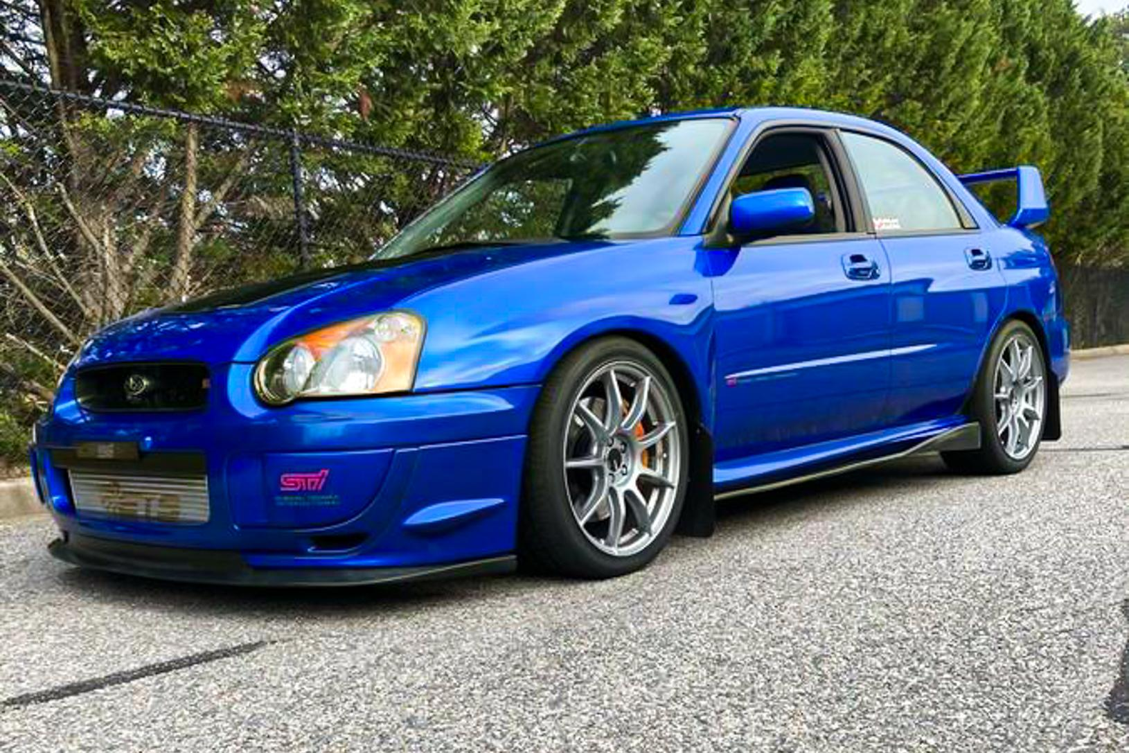 2004 Subaru STi
