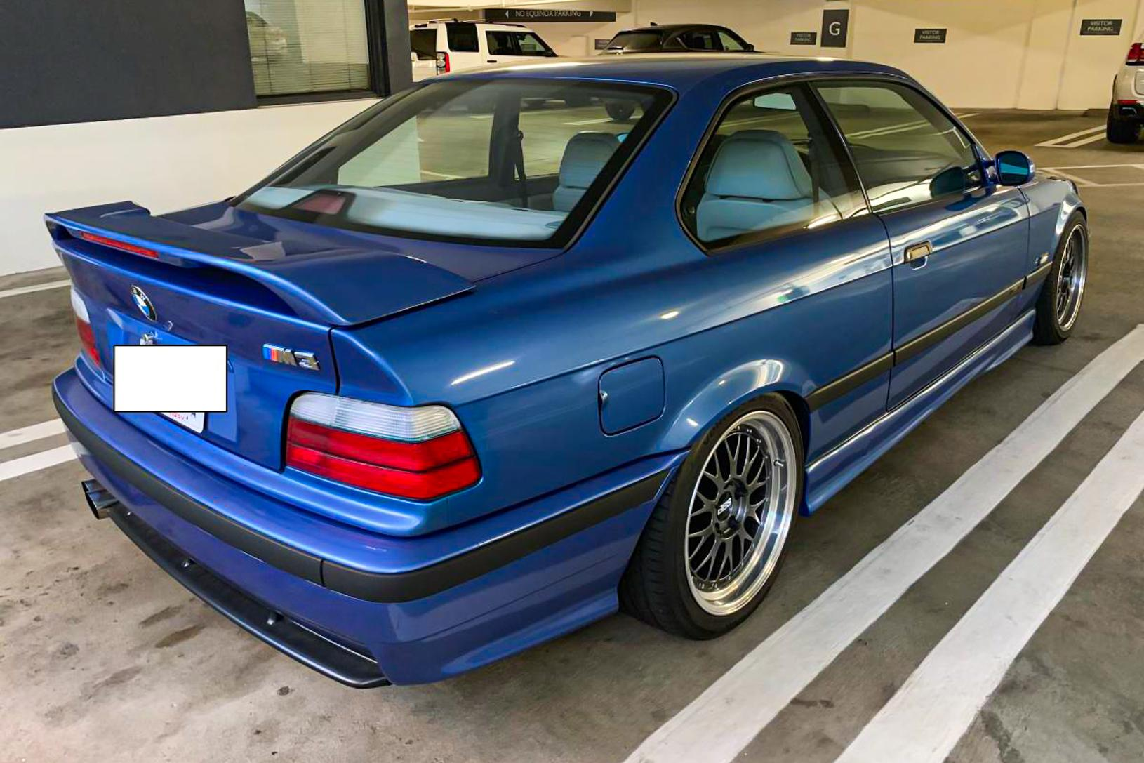 1996 BMW M3 'Supercharged'