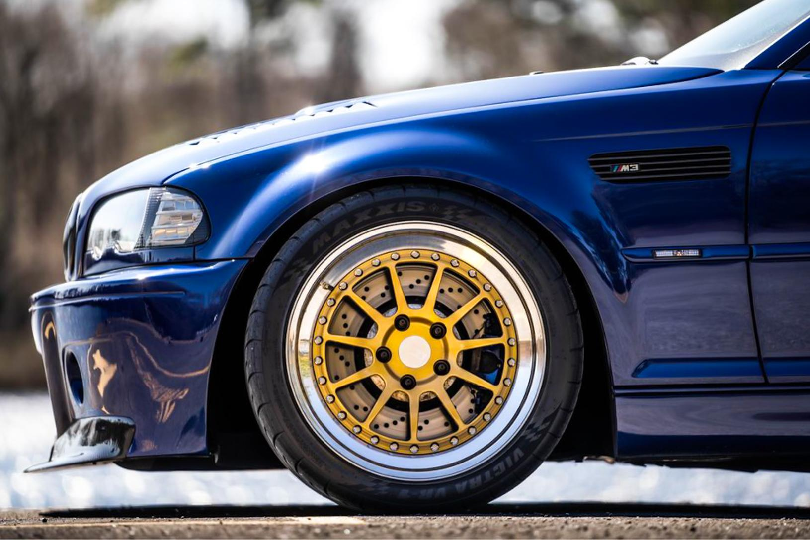 2006 BMW M3 Competition
