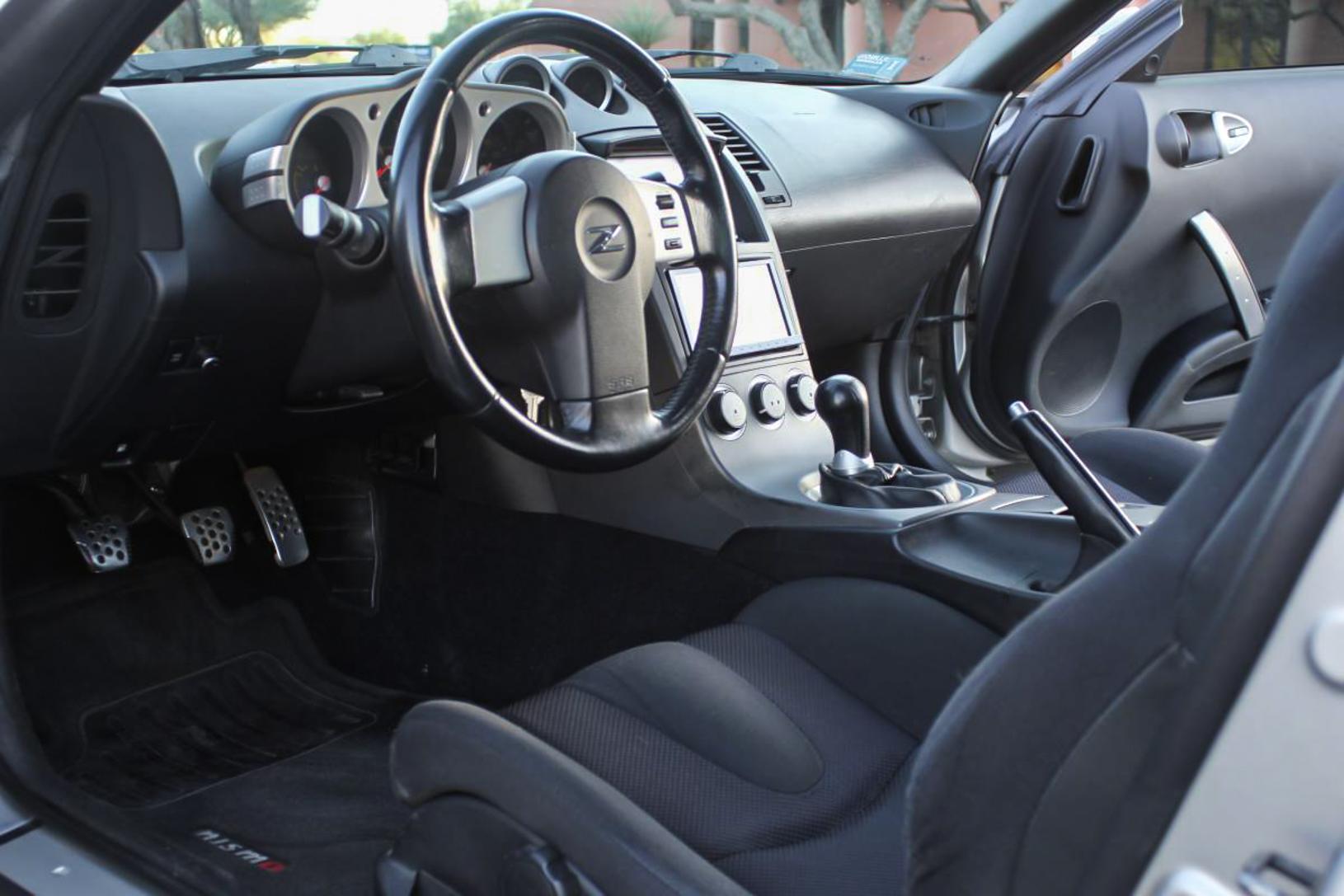 2003 Nissan 350Z 'Track'