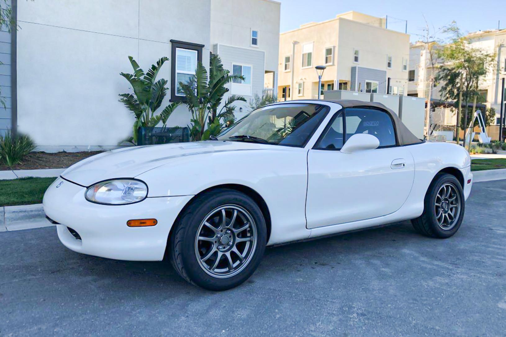 1999 Mazda MX-5 'Track Car'