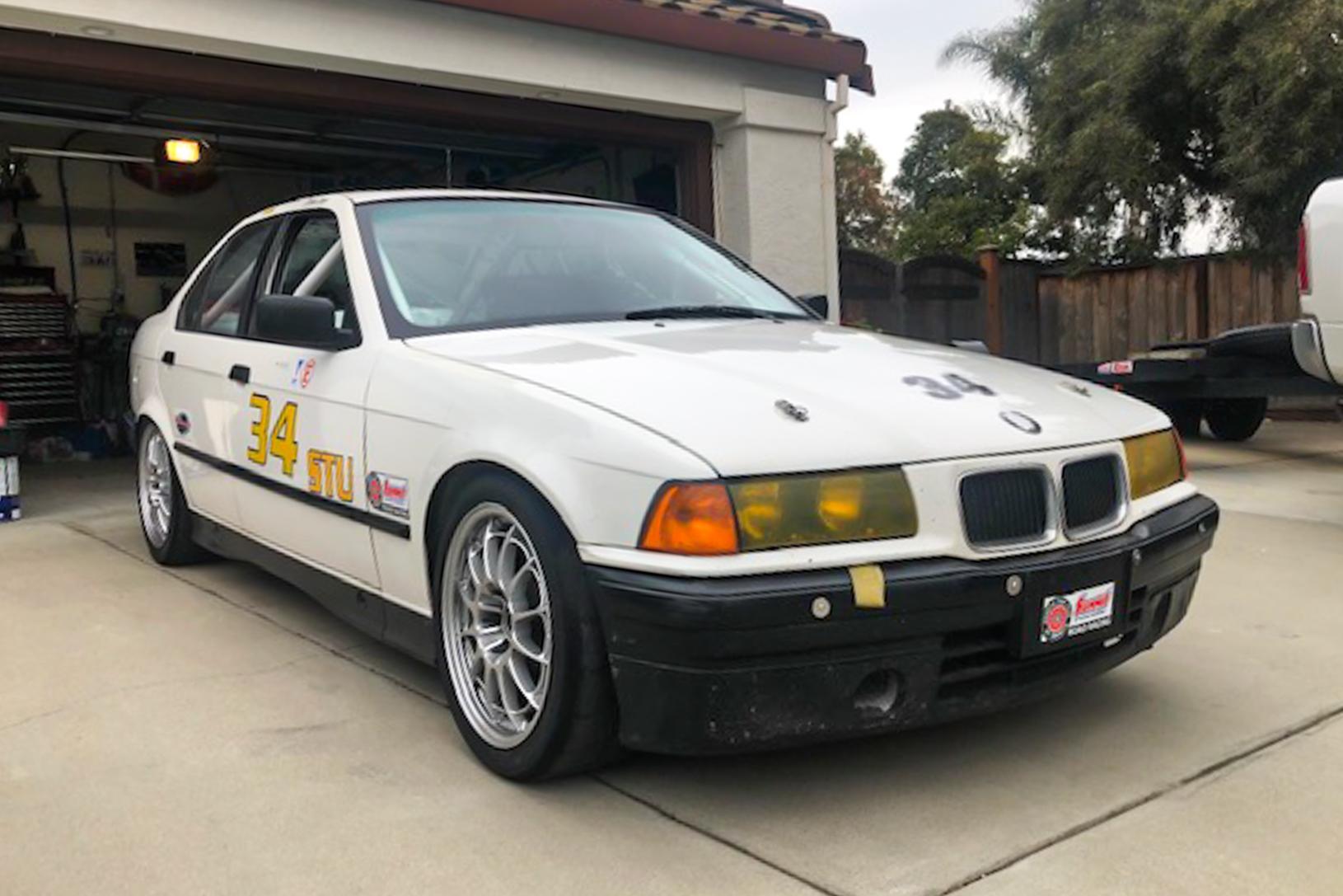 1993 BMW 3-Series 'Track Car'
