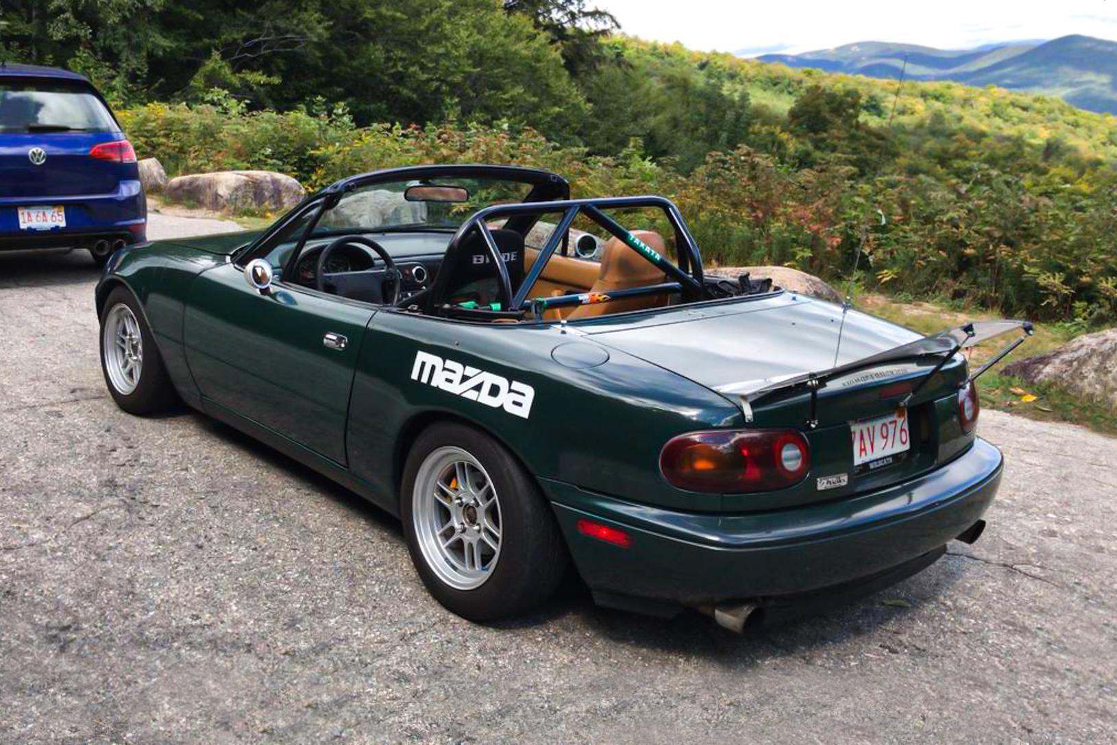 1991 Mazda MX-5 'Supercharged'