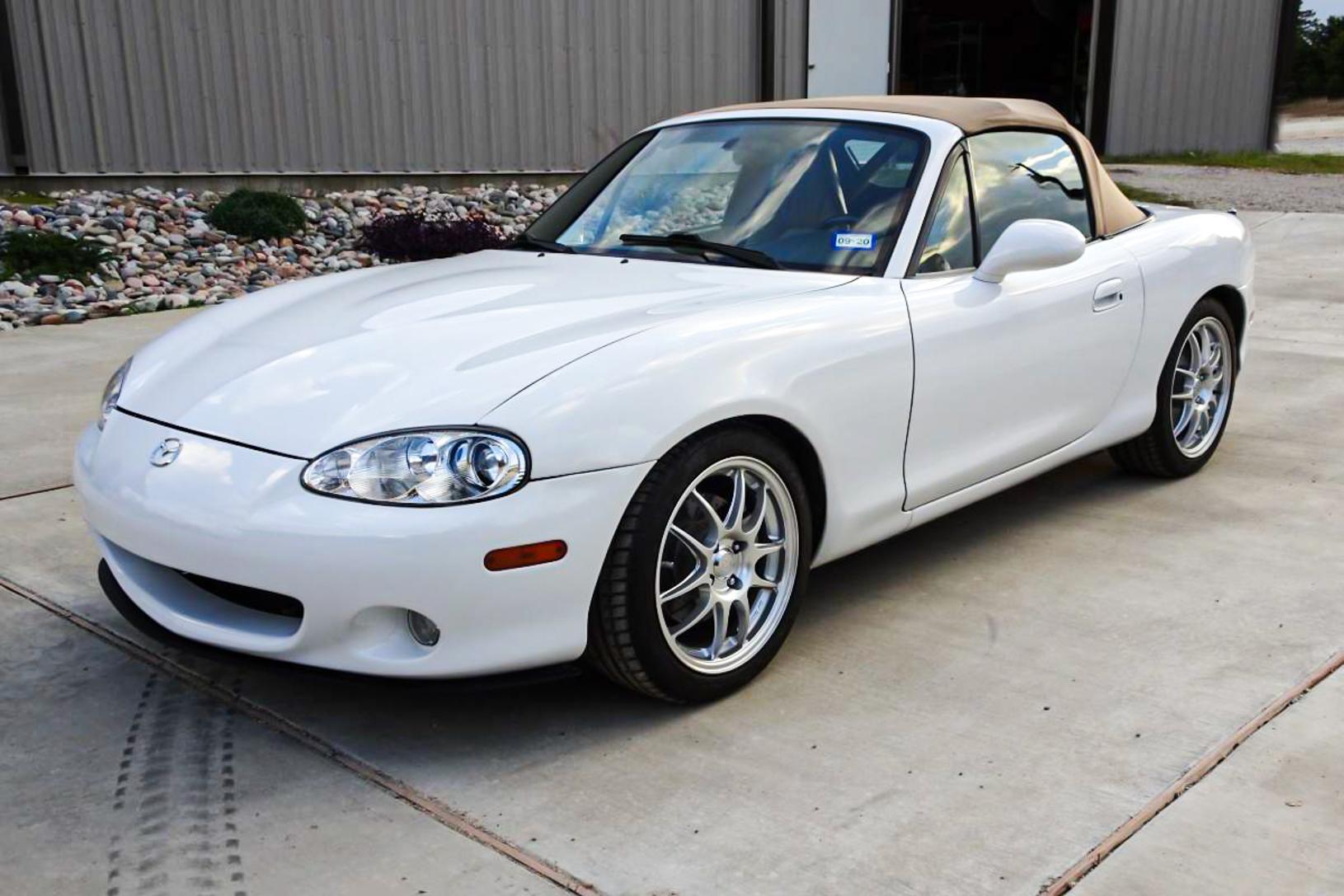 2001 Mazda MX-5 'Track Car'