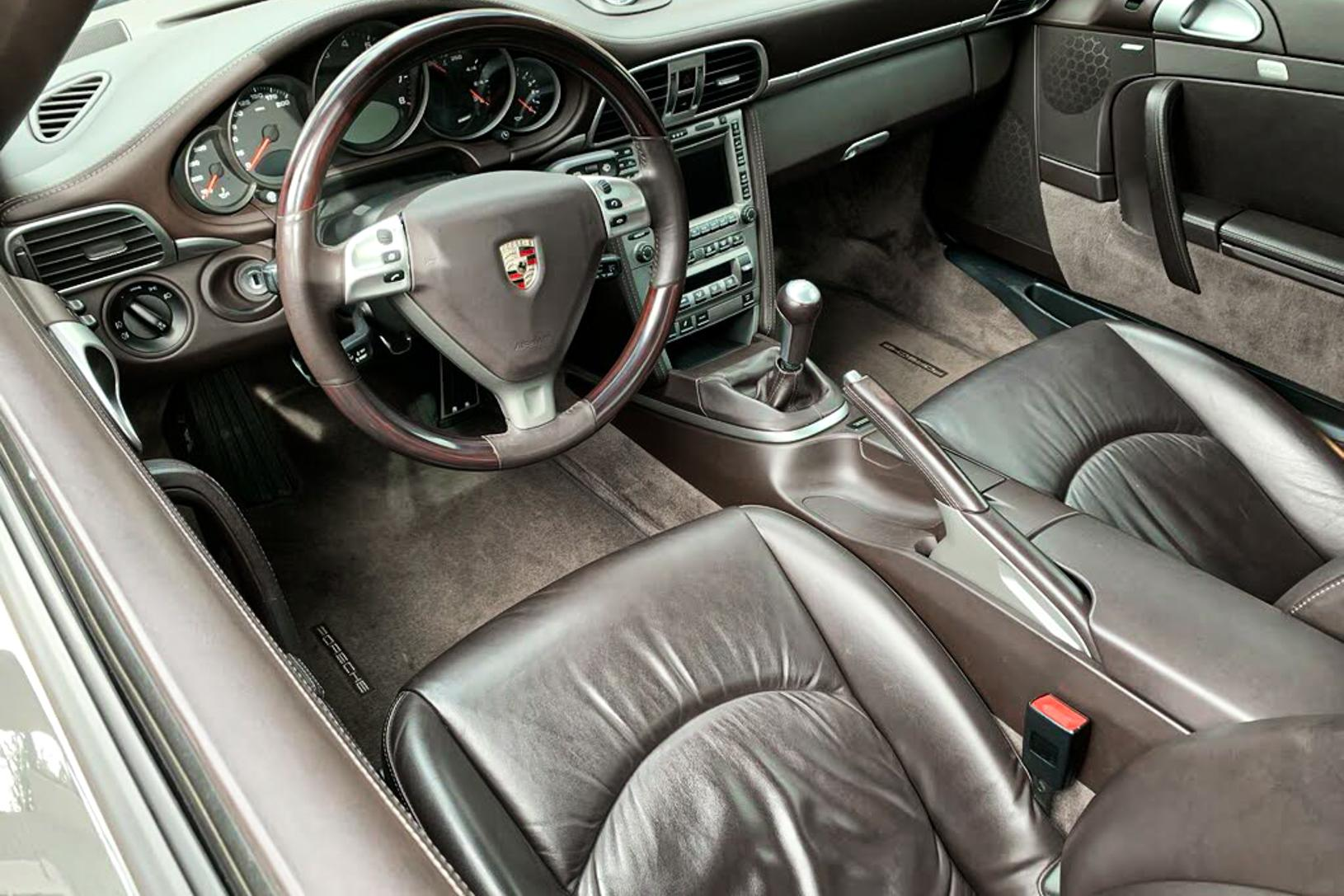 2008 Porsche 911 C4S