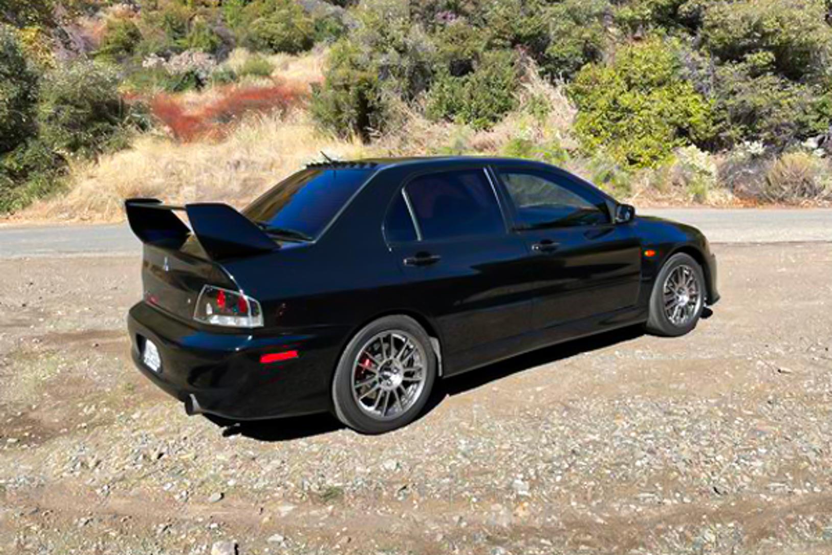 2006 Mitsubishi Evo MR