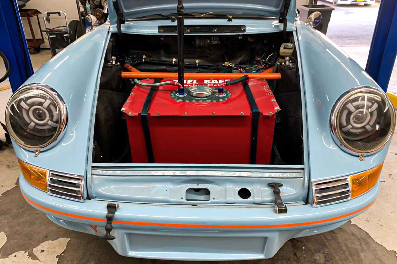 1969 Porsche 911 T