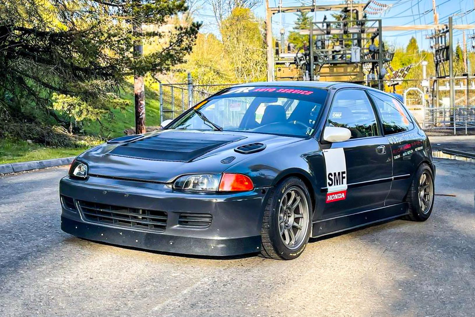1993 Honda Civic 'Track Car'