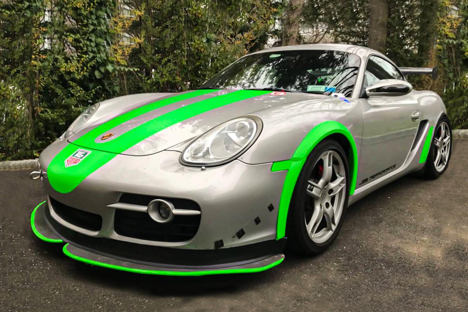 2006 Porsche Cayman S 'Track Car'