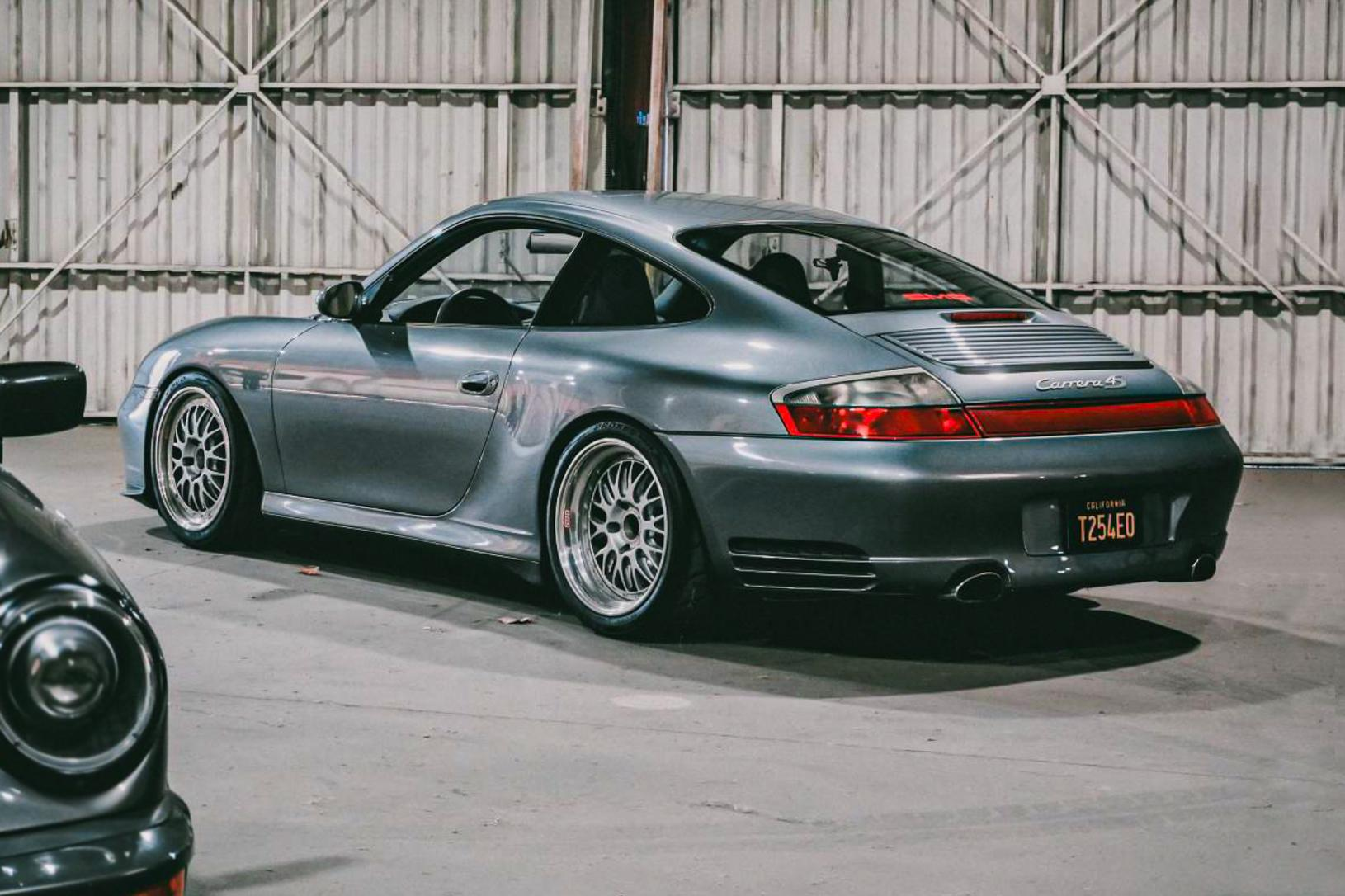 2002 Porsche 911 4S