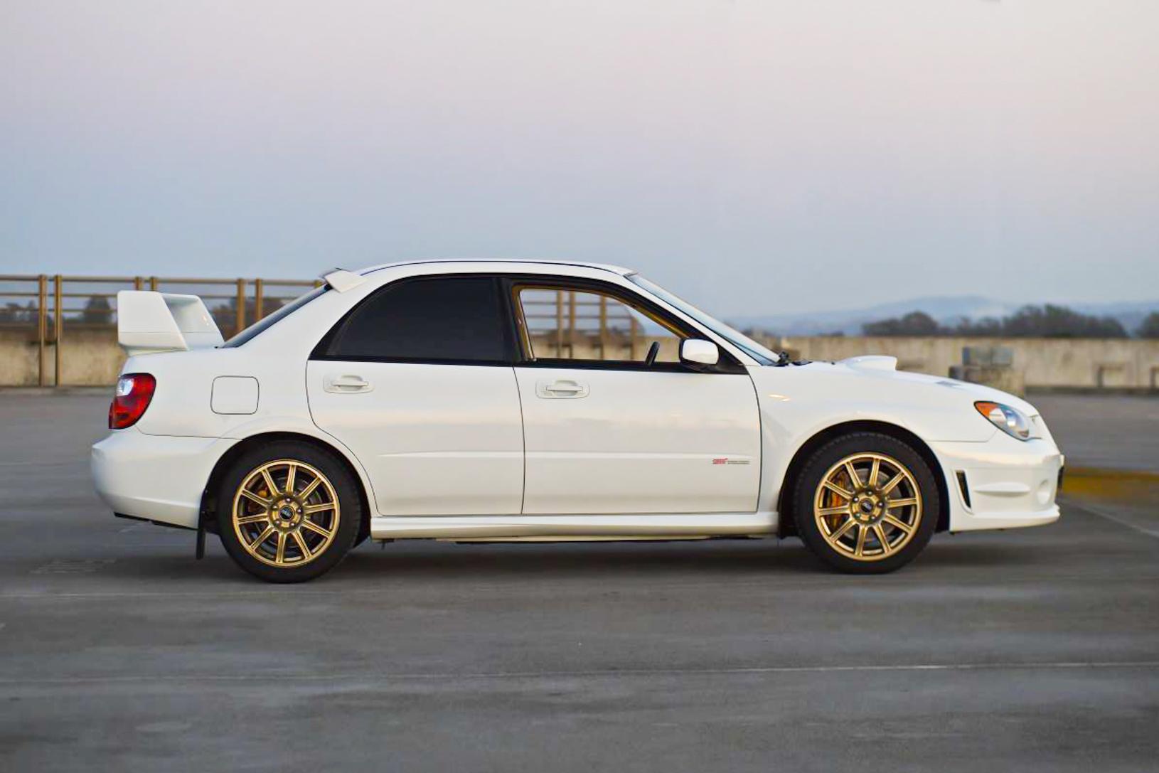 2006 Subaru STi